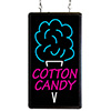 Benchmark USA 92005 - Ultra Bright Sign- Cotton Candy