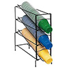 Adjustable Wire Cup Dispenser 6-44 oz., 3 Section