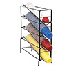 Adjustable Wire Cup Dispenser 6-44 oz., 4 Section