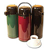 Airpot - Glass Lined 2.2 Liter Capacity, Multi-Color