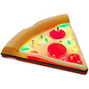"Pizza Pager - 5""Wx5-1/2""Dx3/4""H"