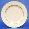 "Diplomat China 6"" Bread and Butter Plate"