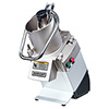 Continuous-Feed Food Processor - Full Hopper, 1200lbs. Per Hour, 3 Blade
