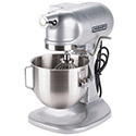 Countertop Mixer - Stainless Steel, 5 Qt. Capacity, 1⁄6 HP
