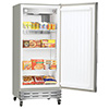 Extra Shelf with Four Support Clips for Reach-In Refrigerators and Freezer