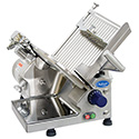 "Globe GC512 Food Slicer - Heavy Duty, Manual, 12"" Blade, 1/3 HP"