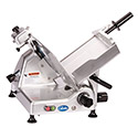 Globe Food Equipment Manual Meat Slicer - 1/2 HP Slicer - G12