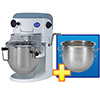 Globe 5 Qt. Tabletop Mixer - 120V - 1-1/10 HP - SP05
