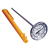 Antimicrobial Dial Thermometer 0 degrees F to +220 degrees F Range