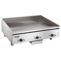 "Rapid Recovery Electric Griddle - 8 Burners, 48""W"