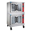 Gas Convection Oven, Double Stack - Standard Depth, Computer Controls