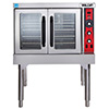 Gas Convection Oven - Single Stack, 60,000 BTU, Snorkel Gas