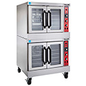 Gas Convection Oven - Double Stack, 120,000 BTU, Snorkel Gas