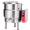 Floor Mounted Stationary Kettle, 40 Gallon Electric