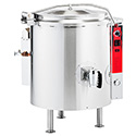 Floor Mounted Stationary Kettle, 40 Gallon Gas