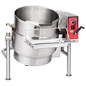 Stainless Steel Receiving Pan Support for Vulcan K Series Tilting Kettles