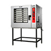 Vulcan ABC7E - Electric, Boilerless Combi Oven, 480V