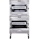 Vulcan VIB2 Double Deck Ceramic Over Infrared Broiler