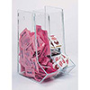 Packet Dispenser - Two Compartments