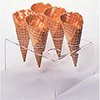 Ice Cream Cone Holder 6 Holes