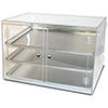 Bakery Display Case - Full-Size Sheet Pan, Self-Serve Door Style
