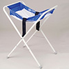 Infant Carrier Stand Nylon Sling and Steel Legs