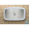 "Baby Changing Station - 35-3/16""Wx22-1/4""H"