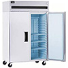 Reach In Freezer - Solid Door Two Doors, 43.5 Cu. Ft.