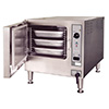 High Efficiency Boilerless Countertop Convection Electric Steamer - Three Pan Capacity