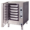 High Efficiency Boilerless Countertop Convection Steamer - Six Pan Capacity