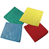 Economy Microfiber Cleaning Cloths - General Purpose Cloth