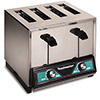 Commercial 4 Slice Toaster - Electronic 120V, 18.3 Amps