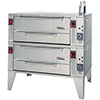"Garland GPD-48-2 Gas Pizza - Oven Double Decks, 63""W"