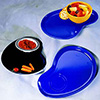 Palette Plate One Cup Holder