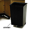 Replacement Rollout Liner For Plymold Waste Receptacles