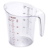 Polycarbonate Measuring Pitcher - 1 Quart Capacity