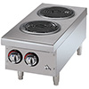 Commercial Electric Hot Plate - Coil Burner