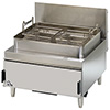 Star 630FF - Countertop Fryer, Gas, 30 lb. Oil Capacity