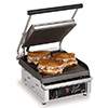 "Panini Grill - Cast Iron 10""Wx10""D Smooth Cooking Surface"