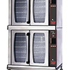 Electric Convection Oven - ChefSeries Full-Size Double Stack, Computerized and Programmable Controls