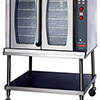Convection Oven Stand with Casters For ChefSeries Single Stack Ovens