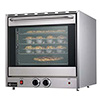 Electric Convection Oven - Countertop Holds 4 Full-Size Sheet Pans