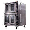Electric Convection Oven Two Decks with Selectronic Controls