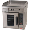 "Electric Range with Convection Oven Base, 30""W Griddle"