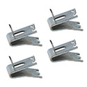 Shelf Clips for Central Exclusive Wire Shelves, Each