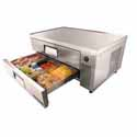 "True TRCB-52 Refrigerated Chef Base - Two Drawer, 52""W"