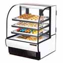 "True TCGD-36 Dry Bakery Display Case - One Door, 36""W"
