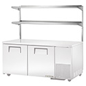 "True 914984 Double Overshelf for 60""W Sandwich/Salad Prep Tables"