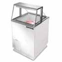 "True TDC-27 Ice Cream Dipping Cabinet - 27""W, 4.6 Cu. Ft. Capacity"