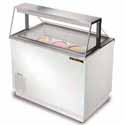 "True TDC47 Ice Cream Dipping Cabinet - 47""W, 12.7 Cu. Ft. Capacity"